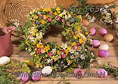 Interlitho-Helga, EASTER, OSTERN, PASCUA, photos+++++,wreath of flowers,KL16524,#e#, EVERYDAY