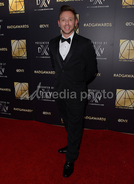31 January  - Beverly Hills, Ca - Scott Moses. Arrivals for the Art Director's Guild 20th Annual Production Design Awards held at Beverly Hilton Hotel. Studios. Photo Credit: Birdie Thompson/AdMedia