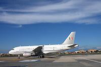 Aereo della Repubblica Italiana all'aereoporto di Ciampino