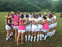 Occidental College women's soccer team in Hawaii, Sept. 2-5, 2016.<br /> <br /> (Photo courtesy Assistant Coach Megan MacDonald)