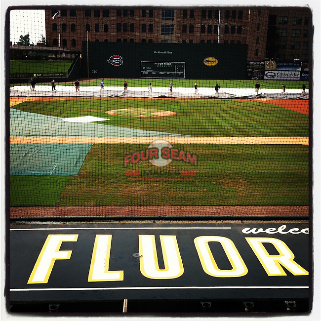 The tarp is coming off. (Tom Priddy/Four Seam Images)