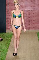Julia Nolan at Julia Veli Swimwear Show during Funkshion Fashion Swim Week 2013 at Miami Beach, FL on July 19, 2012