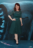 HOLLYWOOD, CA - August 6: Kate Flannery, at Warner Bros. Pictures And Gravity Pictures' Premiere Of &quot;The Meg&quot; at TCL Chinese Theatre IMAX in Hollywood, California on August 6, 2018. <br /> CAP/MPI/FS<br /> &copy;FS/MPI/Capital Pictures
