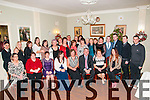 Lystoll Lodge Party : The staff of Lystoll Lodge nursing home enjoying their Christmas party at the Listowel Arms Hotel on Saturday night last.
