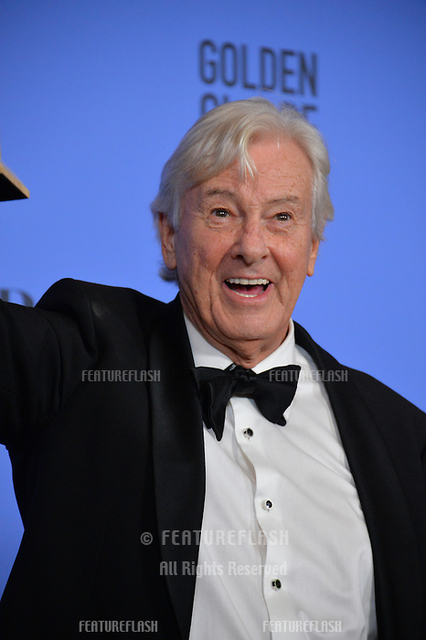 Paul Verhoeven at the 74th Golden Globe Awards  at The Beverly Hilton Hotel, Los Angeles USA 8th January  2017<br /> Picture: Paul Smith/Featureflash/SilverHub 0208 004 5359 sales@silverhubmedia.com