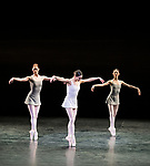English National Ballet. Song of the Earth.<br /> Tamara Rojo;<br /> Alison McWhinney;<br /> Senri Kou;