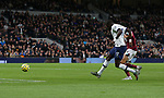 Tottenham's Moussa Sissoko scores to make it 5-0 during the Premier League match at the Tottenham Hotspur Stadium, London. Picture date: 7th December 2019. Picture credit should read: Paul Terry/Sportimage