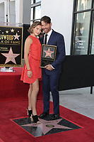 LOS ANGELES - OCT 24:  Sarah Connick, Harry Connick Jr at the Harry Connick Jr. Star Ceremony on the Hollywood Walk of Fame on October 24, 2019 in Los Angeles, CA