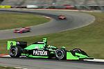 20 July 2007: Scott Sharp (USA)  at the Honda 200 at Mid-Ohio, Lexington, Ohio.