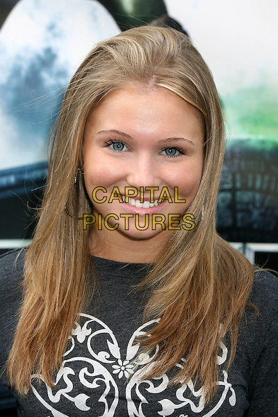 "ASHLEY ROSE ORR.""TMNT"" (aka. ""Teenage Mutant Ninja Turtles"") Los Angeles Premiere at Grauman's Chinese Theatre, Hollywood, California, USA, 17 March 2007..portrait headshot.CAP/ADM/BP.©Byron Purvis/AdMedia/Capital Pictures."