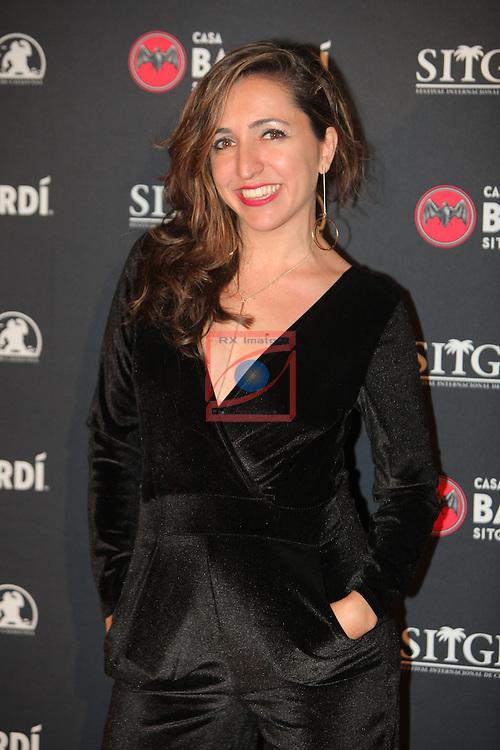Premi Bacardi Sitges a l'Esperit Indomable 2016.<br /> Anna Bertran.