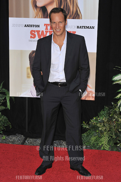 "Patrick Wilson at the world premiere of ""The Switch"" at the Cinerama Dome, Hollywood..August 16, 2010  Los Angeles, CA.Picture: Paul Smith / Featureflash"