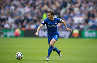 Leighton Baines of Everton during the Premier League match between West Ham United and Everton at the Olympic Park, London, England on 13 May 2018. Photo by Andy Rowland / PRiME Media Images.