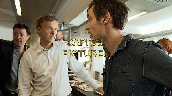 Poul Madsen<br /> in The Newsroom: Off the Record (2014) <br /> (Ekstra Bladet: Uden for citat)<br /> *Filmstill - Editorial Use Only*<br /> CAP/NFS<br /> Image supplied by Capital Pictures