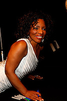 May 14, 2010:  Stephanie Mills after she performed at the 'Rhythm on the Vine' charity event to benefit Shriners Children Hospital held at  the South Coast Winery Resort & Spa in Temecula, California..Photo by Nina Prommer/Milestone Photo