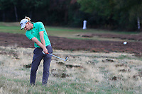 Marcel Siem (GER) on the 2nd fairway during Round 3 of the Sky Sports British Masters at Walton Heath Golf Club in Tadworth, Surrey, England on Saturday 13th Oct 2018.<br /> Picture:  Thos Caffrey | Golffile
