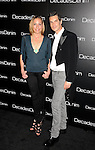 BEVERLY HILLS, CA. - November 02: Angelique Soave and Cameron Silver arrive at the Decades Of Denim Launch Party at a private residence on November 2, 2010 in Beverly Hills, California.