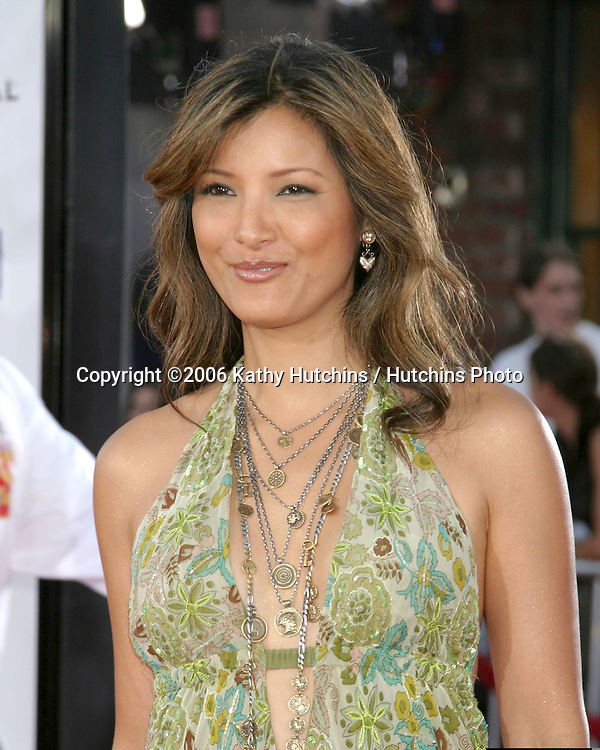 "Kelly Hu.""Miami Vice"" Premiere.Mann's Village Theater.Westwood, CA.July 20, 2006.©2006 Kathy Hutchins / Hutchins Photo...."