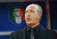 Giampiero Ventura  during the  friendly  soccer match,between Italy  and  France   at  the San  Nicola   stadium in Bari Italy , September 02, 2016<br /> <br /> amichevole di calcio tra le nazionali di Italia e Francia