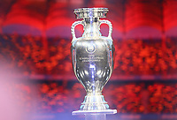 EM Pokal - 30.11.2019: UEFA EURO2020 Auslosung, Romexpo Bukarest, DISCLAIMER: UEFA regulations prohibit any use of photographs as image sequences and/or quasi-video.