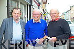 Budget Busters Listowel - Frank Quilter, Frank Thornton and Sean Thornton.  Its a very friendly homely town