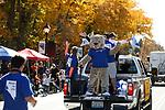 Nevada Day parade - WNC entries