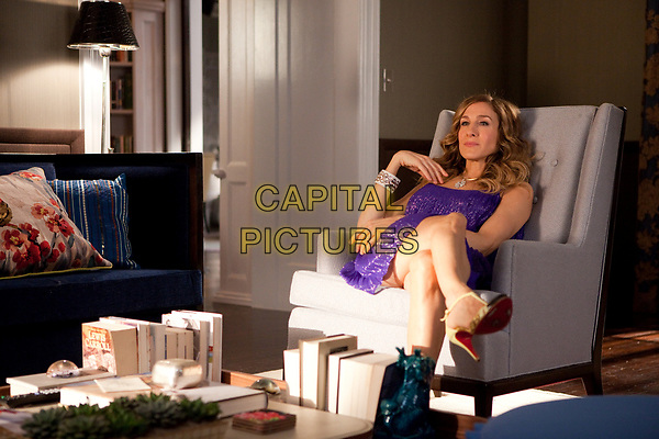 Sex and the City 2 (2010) <br /> Sarah Jessica Parker<br /> *Filmstill - Editorial Use Only*<br /> CAP/MFS<br /> Image supplied by Capital Pictures