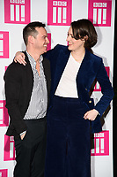 "Andrew Scott and Phoebe Waller Bridge<br /> at the ""Fleabag"" season 2 screening, at the BFI South Bank, London<br /> <br /> ©Ash Knotek  D3474  24/01/2019"