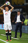 Walter Mazzarri manager of Watford during the Premier League match at Turf Moor Stadium, Burnley. Picture date: September 26th, 2016. Pic Simon Bellis/Sportimage