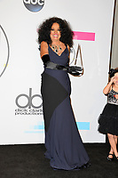 Diana Ross at the 2017 American Music Awards at the Microsoft Theatre LA Live, Los Angeles, USA 19 Nov. 2017<br /> Picture: Paul Smith/Featureflash/SilverHub 0208 004 5359 sales@silverhubmedia.com