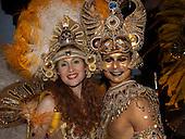 13 September 2009. The Mayor's Thames Festival. Paraiso School of Samba. (Photo: Bettina Strenske)