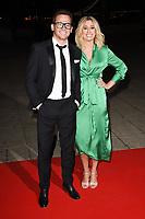 Joe Swash &amp; Stacey Solomon at the Childline Ball 2017 at the Old Billingsgate, London, UK. <br /> 28 September  2017<br /> Picture: Steve Vas/Featureflash/SilverHub 0208 004 5359 sales@silverhubmedia.com