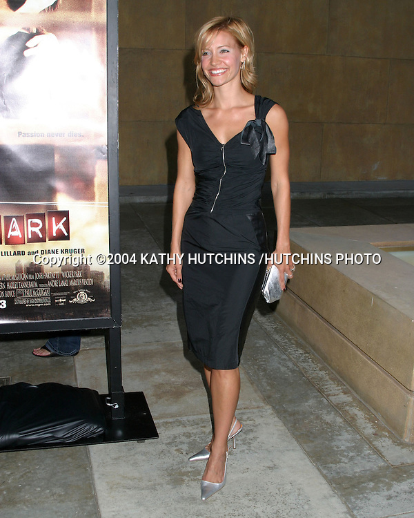 "©2004 KATHY HUTCHINS /HUTCHINS PHOTO.PREMIERE OF ""WICKER PARK"".LOS ANGELES, CA.AUGUST 31, 2004..KADEE STRICKLAND"