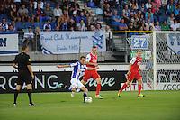 VOETBAL: HEERENVEEN, 03-08-2013, SC Heerenveen - AZ 4-2, Magnus Wolff Eikrem (NOR, ©foto Martin de Jong