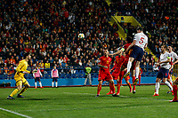Michael Keane of England scores his side's first goal to equalise and make the score 1-1  <br /> Podgorica 25-3-2019 <br /> Football Euro2020 Qualification Montenegro - England <br /> Foto Daniel Chesterton / PHC / Insidefoto <br /> ITALY ONLY