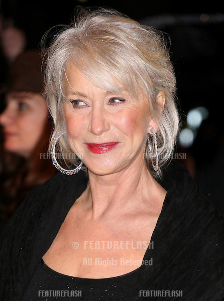 Dame Helen Mirren attending the UK Premiere of RED, at the Royal FEstival Hall, London. 19/10/2010  Picture by: Alexandra Glen / Featureflash