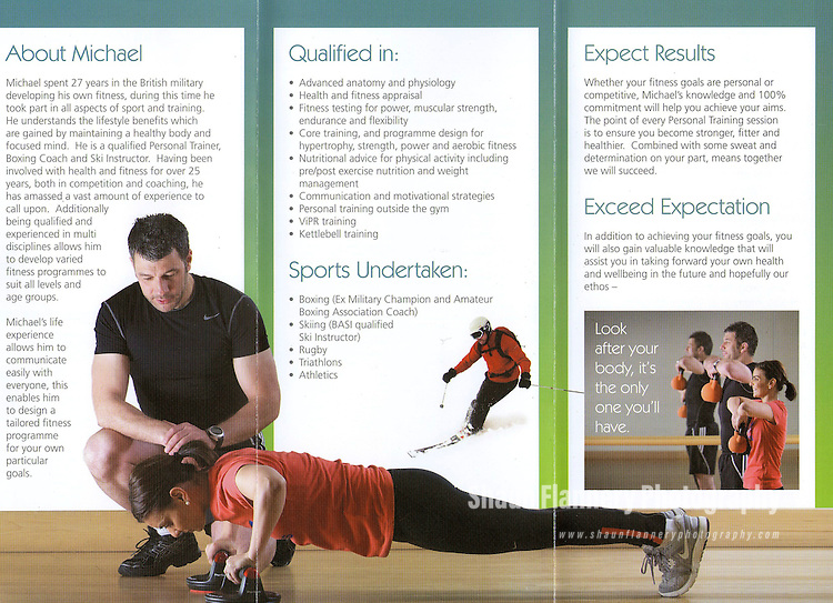 Mick Dwyer.Re-Sculpt.Personal Trainer.Nuffield Health Fitness & Wellbeing