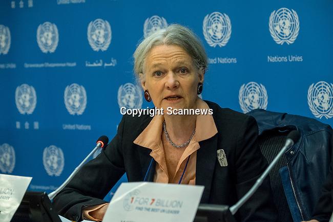 Selection Process for UN