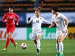 Jan Selgi (KOR), <br /> DECEMBER 11, 2017 - Football / Soccer : <br /> EAFF E-1 Football Championship 2017 Women's Final match <br /> between North Korea 1-0 South Korea <br /> at Fukuda Denshi Arena in Chiba, Japan. <br /> (Photo by Naoki Nishimura/AFLO)