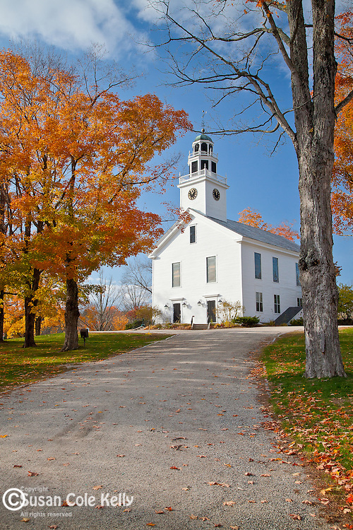 The Meetinghouse in Greenfield, NH, USA