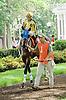 winning at Delaware Park on 5/23/12