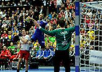 PICTURE BY Dave Winter/SWPIX.COM - Olympics 2012 - Medal hopes for France......Copyright - Simon Wilkinson - 07811267706.....Jerome FERNANDEZ - Captain of defending gold medallists France's Handball team.