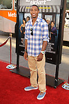 ARLEN ESCARPETA arrives to the Los Angeles Premiere of 'Lottery Ticket,' at Grauman's Chinese Theatre.  Hollywood, CA, USA. August 12, 2010. ©Celphimage.