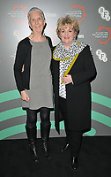 """Ann Cleeves and Brenda Blethyn at the """"Vera"""" BFI & Radio Times Television Festival screening & Q&A, BFI Southbank, Belvedere Road, London, England, UK, on Saturday 13th April 2019. <br /> CAP/CAN<br /> ©CAN/Capital Pictures"""