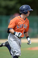 Houston Astros outfielder Bobby Body (93) during an Instructional League game against the Atlanta Braves on September 22, 2014 at the ESPN Wide World of Sports Complex in Kissimmee, Florida.  (Mike Janes/Four Seam Images)