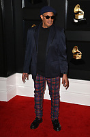 LOS ANGELES, CA - FEBRUARY 10: Raul Midon at the 61st Annual Grammy Awards at the Staples Center in Los Angeles, California on February 10, 2019. Credit: Faye Sadou/MediaPunch
