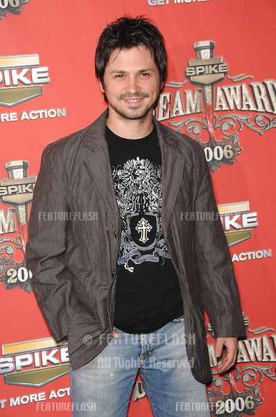 FREDDY RODRIGUEZ at the Spike TV Scream Awards 2006 at the Pantages Theatre, Hollywood..October 7, 2006  Los Angeles, CA.Picture: Paul Smith / Featureflash