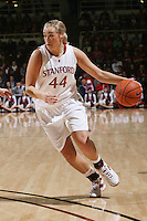 STANFORD, CA - JANUARY 16:  Joslyn Tinkle of the Stanford Cardinal during Stanford's 66-51 win over the Washington Huskies on January 16, 2010 at Maples Pavilion in Stanford, California.