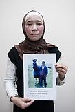 Kenzhegul Mungylzhan's brother has been held in a Chinese re-education camp against his will since May 2018. Eleven more family members are also in Chinese captivity because of their Muslim faith.<br /> <br /> Kenzhegul Mungylzhans Bruder wird seit Mai 2018 gegen seinen Willen in einem chinesischen Umerziehungslager festgehalten. Elf weitere Familienmitglieder befinden sich ebenfalls aufgrund ihres muslimischen Glaubens in chinesischer Gefangenschaft.