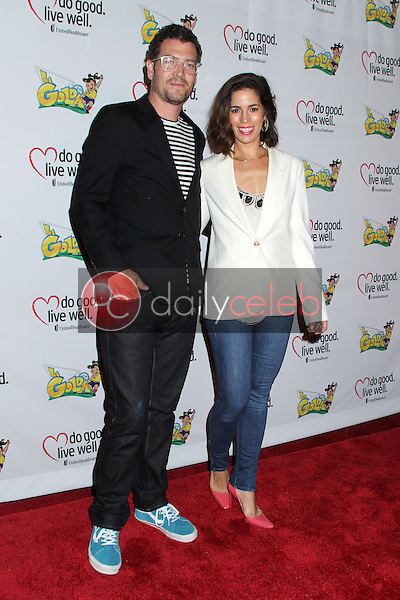Noah Lebenzon, Ana Ortiz<br />